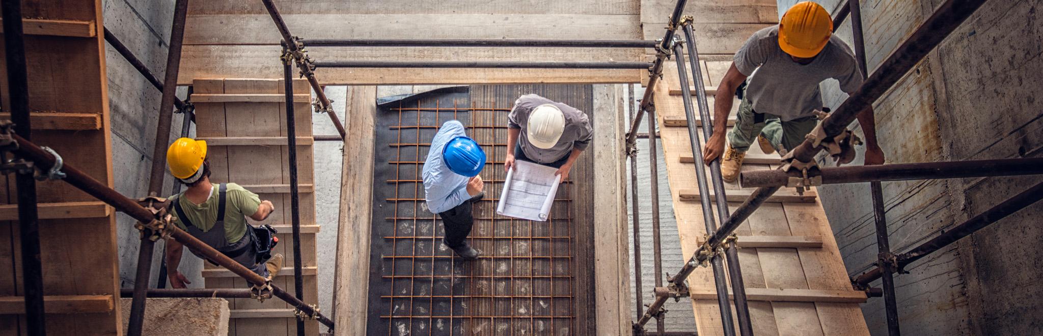 Steuerberatung für Baugewerbe