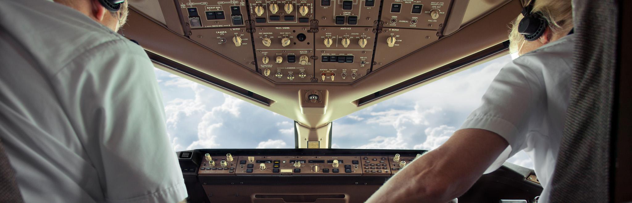 Steuerberatung für Piloten
